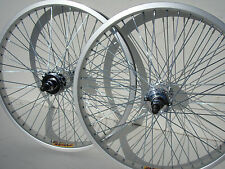 "NOS BMX Bike Wheels 20"" Bicycle GT Freestyle Mongoose 14mm 1/2"" Sovos ZAC 30 48H"