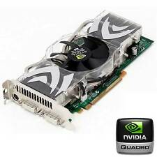 NVIDIA Quadro FX 4500 512 MB PCIE SCHEDA VIDEO Mac Pro 2006-07 CAD / 3D Graphics