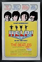 0266 Vintage Music Poster Art The Beatles Help *FREE POSTERS