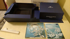 Swarovski Crystal Harmony Wonders Of The Sea 681823 Clear Retired 2005