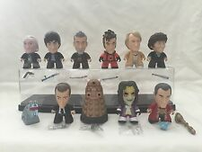 Titans Doctor Who Mystery Figures Lot Of 11