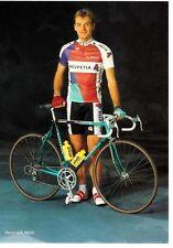 CYCLISME carte cycliste HANSRUEDI MARKI équipe HELVETIA