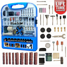 200pc Rotary Accessory Drill Tool Kit Precision Cutting & Polish Set Fits Dremel