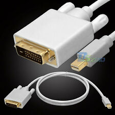 1M 3Ft Premium Mini DP DisplayPort Male to DVI-D 24+1pin Male Cable Cord Adapter