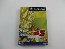 Dragon Ball Z Game Cube Japan Ver Gamecube