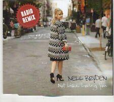 (GV215) Nell Bryden, Not Like Loving You - 2009 DJ CD