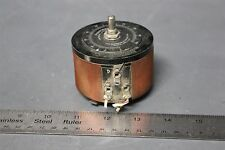 VINTAGE SUPERIOR ELECTRIC POWERSTAT VARIABLE AUTOTRANSFORMER TYPE 10