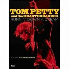 TOM PETTY AND THE HEARTBREAKERS - RUNNIN' DOWN A DREAM ( 3DVD/CD 2007 ) *Sealed*