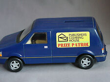 Publisher's Clearing House Prize Patrol Die-Cast Bank (1997) New!