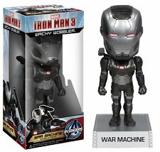 AVENGERS IRON MAN 3 WAR MACHINE BOBBLEHEAD BRAND NEW WACKY WOBBLER