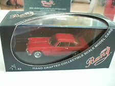 Bang Hand Crafted Ferrari 250 GTE 1 type Prototype Street 1960 in red on 1:43