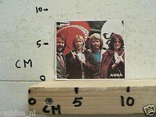 STICKER,DECAL ABBA MUSIC JOEPIE B