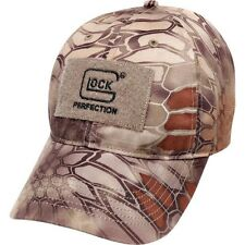 GLOCK CAP KRYPTEK HIGHLANDER LOW CROWN HAT,   HOOK AND LOOP  PATCH ON FRONT