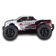 Redcat Racing Volcano EPX Pro 1/10 Scale Electric Brushless Silver Truck