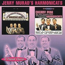 Jerry Murad's Harmonicats - Greatest Hits/Cherry Pink & Apple Blossom White by