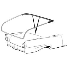 1957-1958-1959 FORD SKYLINER RETRACTABLE TRUNK LID SEAL