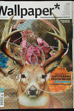 WALLPAPER MAGAZINE, No 103, OCTOBER 2007 - COVER BY JEFF KOONS