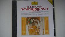 Beethoven : Symphonie Nr.3 Eroica - Wiener Philharmoniker / Abbado - CD