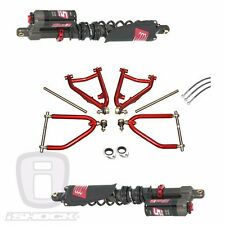ELKA STAGE 5 SHOCKS LSR DC-4 Long Travel A-Arms YAMAHA YFZ450 or YFZ450R