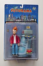 Futurama Phillip FRY with cryo tube Action Figure 2000 MOC Moore Collectibles