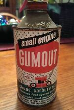 Gumout small engine cleaner (Metal cone can)