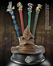 Harry Potter Gift - Sorting Hat Display - Porcelain & Wood NN7284 by Noble