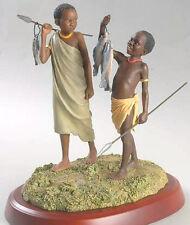 Thomas Blackshear Ebony Visions GOOD CATCH Figurine 1st Issue Ltd Edt 802849 New