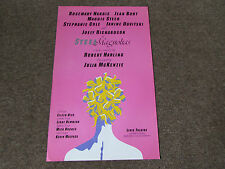 Stephanie COLE & Rosemary HARRIS in Steel Magnolias LYRIC Theatre Poster