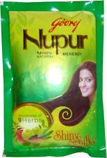 3 LOT Nupur Natural Henna 100% Natural 120 Gm USA SELLER