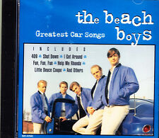 BEACH BOYS greatest car songs CD NEU