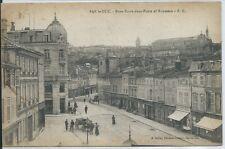 CPA-55 - BAR-Le-DUC - Streets Entre-deux-Ponts and Rousseau