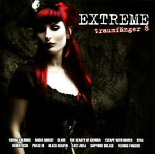 Extreme Traumfänger 8 - CD - Stoa, Black Heaven, Escape with Romeo