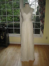 J.Crew Sophia Wedding Gown in Silk Chiffon Sz 4 NWoT $531 Champagne