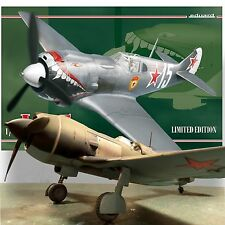 EDUARD 1/48 LAVACHKIN LA-5 LIMITED EDITION ++RESIN/PE++
