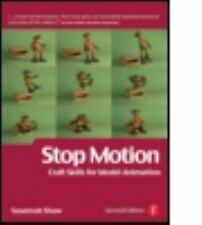 Stop Motion: Craft Skills for Model Animation, Second Edition-ExLibrary