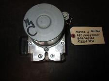 MAZDA 6 ABS PUMP & MODULE GEG1-437A0/133800-9350 *See item description*