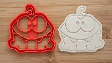 Om Nom. Cookie cutters
