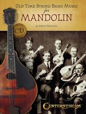 Old Time String Band Music for Mandolin Sheet Music Fretted Book and C 000128131