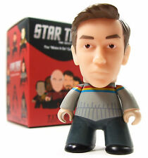 "Titans STAR TREK THE NEXT GENERATION Make It So Series WESLEY 3"" Vinyl Figure"