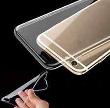"""Transparent Crystal Clear Soft TPU Ultra Thin Case Cover For iPhone 6S 4.7"""" ONE"""