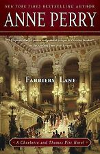 Charlotte and Thomas Pitt Ser.: Farriers' Lane 13 by Anne Perry (2011, Paperb...