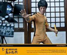 1/6 Enterbay Bruce Lee Game Of Death limited edition 12 inch tall action figure