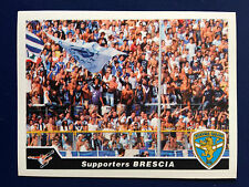 CALCIATORI 2004-2005 04-05 n 50 BRESCIA SUPPORTERS ULTRAS , Figurina Panini NEW