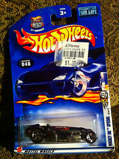 HOT WHEELS Collector No. 048 Rocket Oil Special New In Package Diecast Toy Car