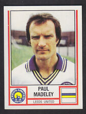 Panini - Football 81 - # 138 Paul Madeley - Leeds