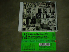 The Rolling Stones Exile On Main St Japan CD
