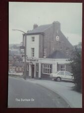 POSTCARD YORKSHIRE SHEFFIELD THE DURHAM OX PUB BROAD STREET