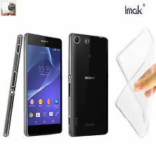 Xperia M5 Cover Original Imak Ultra Thin Soft TPU Gel Case For Sony Xperia M5