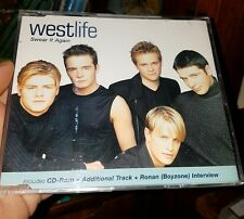 Westlife - Swear It Again MUSIC CD SINGLE  - FREE POST