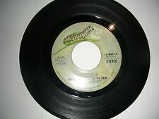 Carly Simon - Haven't Got time for the pain /Mind On My Man  45 Elektra  VG 1974